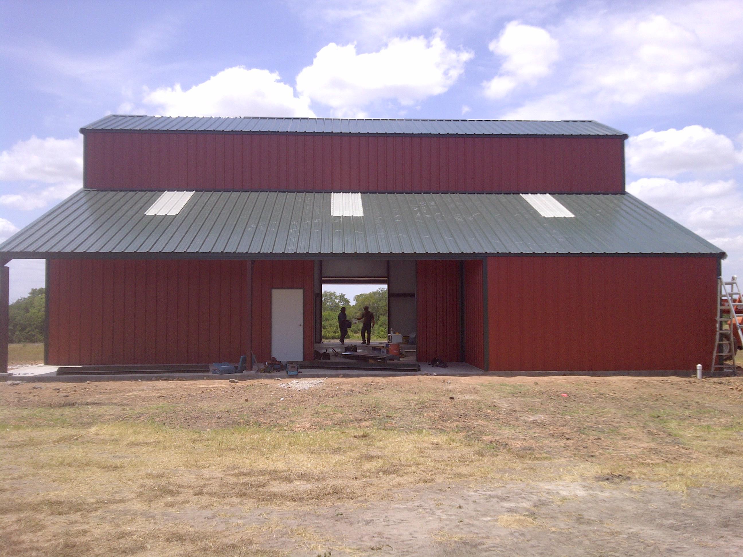 Metal barn designs joy studio design gallery best design for Online barn designer